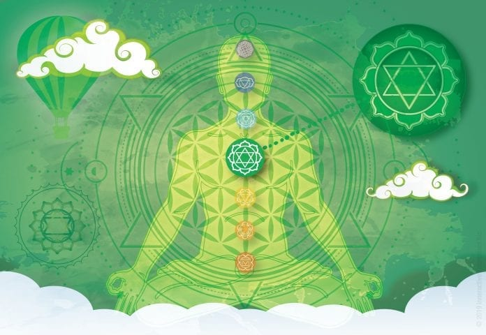 Loving with Your Heart Chakra